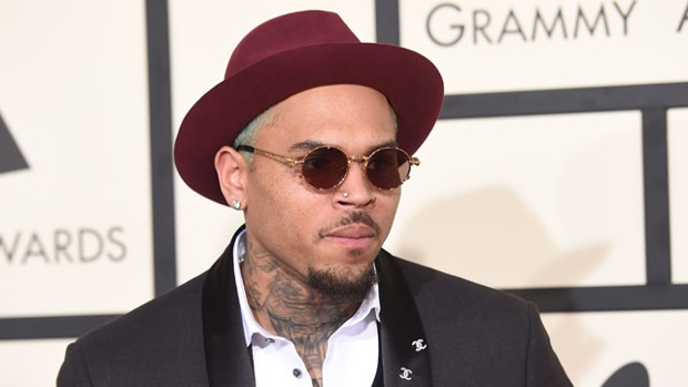 Chris Brown, 2015 Grammys