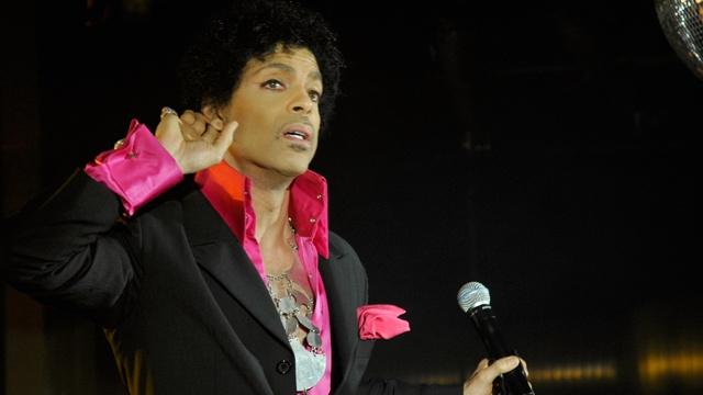 Prince I cant hear you