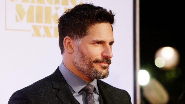 Joe Manganiello, Magic Mike XXL premiere